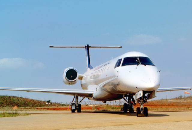 THE EMBRAER ERJ 145 | Sahara African Aviation Fleet